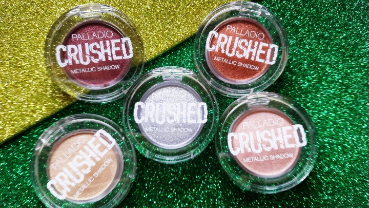 Palladio Crushed Metallic Shadow {Review}