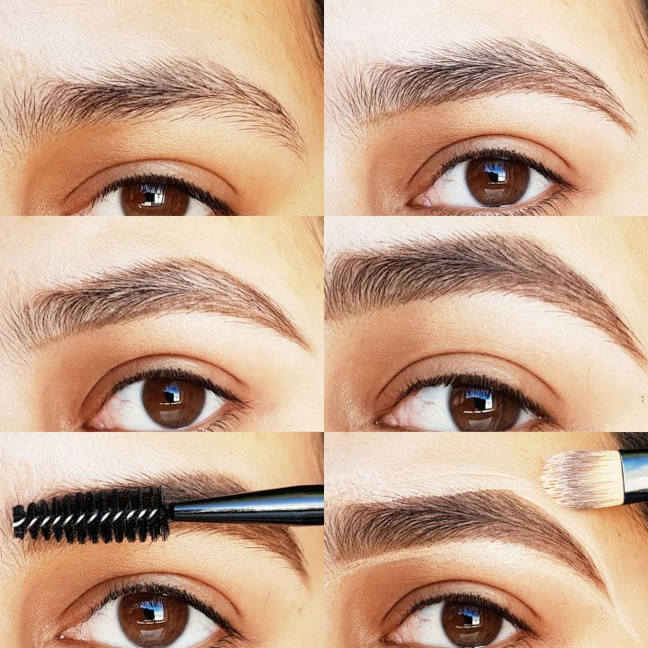 How to get fuller brows