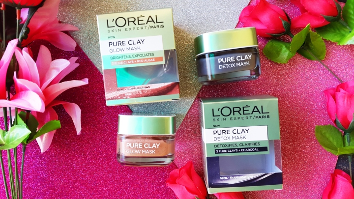L'Oreal Pure Clay Mask {Review}