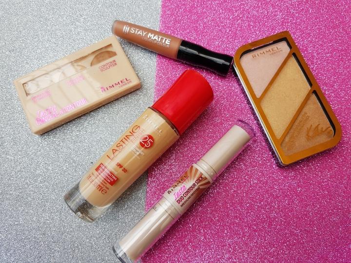 Rimmel Cosmetics Review